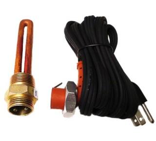 Engine Block Heater Kit Ford  L Powerstroke
